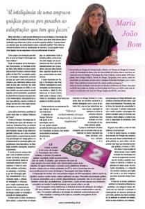 Artigo na revista LaPrensa